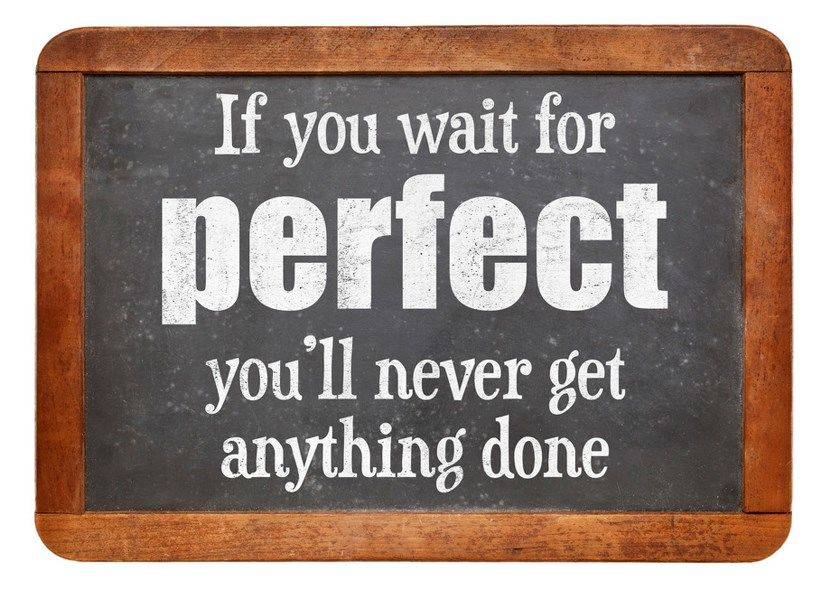 Perfekcionizam–za i protiv