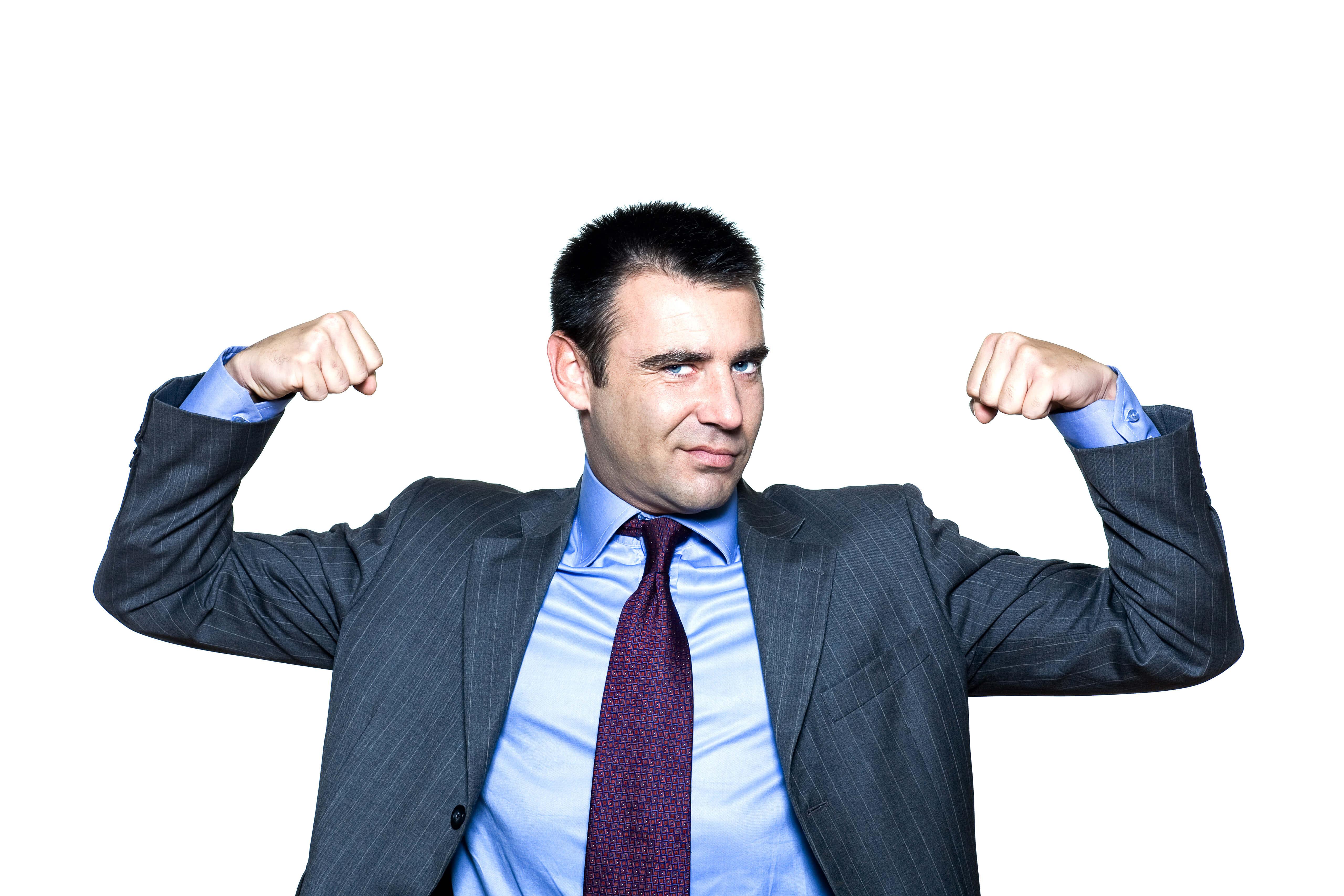 Tri faze u razvoju samopouzdanja