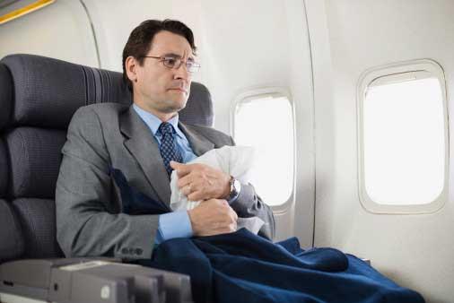 Kako prevazići strah od letenja avionom