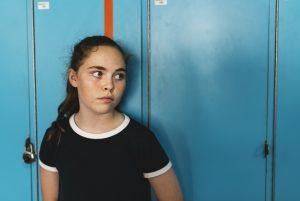 Devojčica u školi