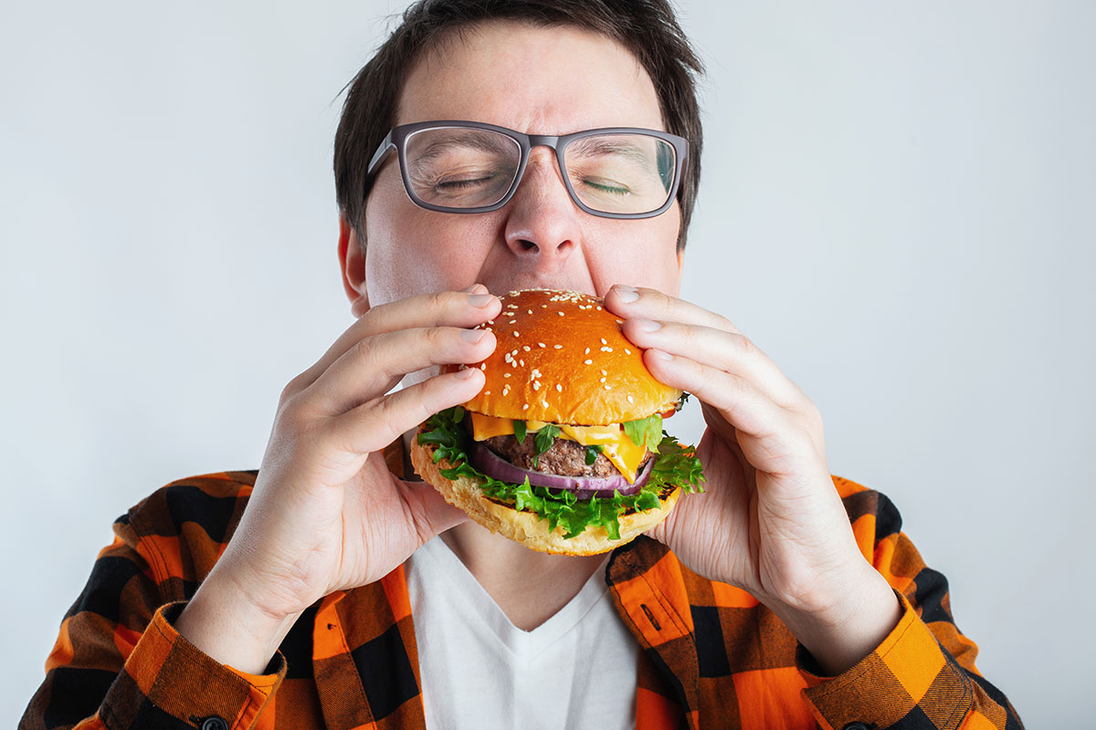 Kompulsivno prejedanje (binge eating)